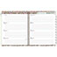 "AT-A-GLANCE® Marrakesh Professional Weekly/Monthly Planner, 9 1/4"" x 11 3/8"", 2021 Thumbnail 2"