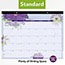 "AT-A-GLANCE® Paper Flowers Desk Pad, 22"" x 17"", 2021 Thumbnail 6"