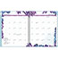 """AT-A-GLANCE® Wild Washes Weekly/Monthly Planner, 8 1/2"""" x 11"""", Floral, Animal, 2022 Thumbnail 8"""