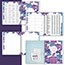 """AT-A-GLANCE® Wild Washes Weekly/Monthly Planner, 8 1/2"""" x 11"""", Floral, Animal, 2022 Thumbnail 3"""