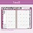 """AT-A-GLANCE® Floradoodle Desk Weekly/Monthly Planner, 6 1/2"""" x 8 7/8"""", 2022 Thumbnail 7"""