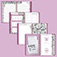"""AT-A-GLANCE® Floradoodle Desk Weekly/Monthly Planner, 6 1/2"""" x 8 7/8"""", 2022 Thumbnail 5"""