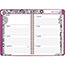 """AT-A-GLANCE® Floradoodle Desk Weekly/Monthly Planner, 6 1/2"""" x 8 7/8"""", 2022 Thumbnail 2"""