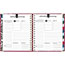 """AT-A-GLANCE® Harmony Daily Hardcover Planner, 6 7/8"""" x 8 3/4"""", Berry, 2022 Thumbnail 3"""