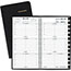 """AT-A-GLANCE® Compact Weekly Appointment Book, 3 1/4"""" x 6 1/4"""", Black, 2021 Thumbnail 1"""
