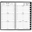 """AT-A-GLANCE® Compact Weekly Appointment Book, 3 1/4"""" x 6 1/4"""", Black, 2021 Thumbnail 2"""