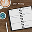 """AT-A-GLANCE® Weekly Planner, 2 1/2"""" x 4 1/2"""", Black, 2021 Thumbnail 7"""