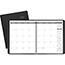 AT-A-GLANCE® Recycled Academic/Fiscal Monthly Planner, 9 x 11, Black, July 2021 - December 2022 Thumbnail 2