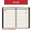 """AT-A-GLANCE® Recycled Weekly/Monthly Appointment Book, 4 7/8"""" x 8"""", Black, 2022 Thumbnail 7"""