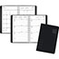 "AT-A-GLANCE® Contemporary Weekly/Monthly Planner, Block, 4 7/8"" x 8"", Black Cover, 2021 Thumbnail 1"