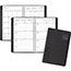 """AT-A-GLANCE® Contemporary Weekly/Monthly Planner, Block, 4 7/8"""" x 8"""", Graphite Cover, 2022 Thumbnail 1"""