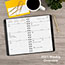 """AT-A-GLANCE® Contemporary Weekly/Monthly Planner, Block, 4 7/8"""" x 8"""", Graphite Cover, 2022 Thumbnail 9"""