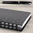 """AT-A-GLANCE® Contemporary Weekly/Monthly Planner, Block, 4 7/8"""" x 8"""", Graphite Cover, 2022 Thumbnail 7"""