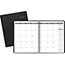 """AT-A-GLANCE® Monthly Planner, 6 7/8"""" x 8 3/4"""", Black, 2021 Thumbnail 1"""
