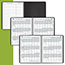 """AT-A-GLANCE® Monthly Planner, 6 7/8"""" x 8 3/4"""", Black, 2021 Thumbnail 4"""