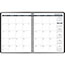 """AT-A-GLANCE® Monthly Planner, 6 7/8"""" x 8 3/4"""", Black, 2021 Thumbnail 2"""