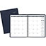 "AT-A-GLANCE® Monthly Planner, 6 7/8"" x 8 3/4"", Navy, 2021 Thumbnail 1"