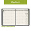 """AT-A-GLANCE® Recycled Monthly Planner, 6 7/8"""" x 8 3/4"""", Black, 2021 Thumbnail 6"""