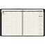 """AT-A-GLANCE® Recycled Monthly Planner, 6 7/8"""" x 8 3/4"""", Black, 2021 Thumbnail 2"""