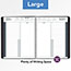 """AT-A-GLANCE® 24-Hour Daily Appointment Book, 8 1/2"""" x 11"""", White, 2021 Thumbnail 6"""