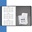 """AT-A-GLANCE® Two-Person Group Daily Appointment Book, 8"""" x 10 7/8"""", Black, 2022 Thumbnail 4"""