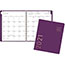 """AT-A-GLANCE® Contemporary Monthly Planner, 9 1/2"""" x 11 1/8"""", Purple, 2021 Thumbnail 1"""