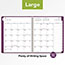 """AT-A-GLANCE® Contemporary Monthly Planner, 9 1/2"""" x 11 1/8"""", Purple, 2021 Thumbnail 7"""