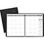 "AT-A-GLANCE® Recycled Monthly Planner, 9"" x 11"", Black, 2021 Thumbnail 1"