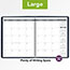 """AT-A-GLANCE® Monthly Planner, 9"""" x 11"""", Navy, 2021 Thumbnail 6"""