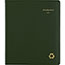 "AT-A-GLANCE® Recycled Monthly Planner, 9"" x 11"", Green, 2021 Thumbnail 3"