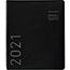"""AT-A-GLANCE® Contemporary Monthly Planner, Premium Paper, 9"""" x 11"""", Black Cover, 2022 Thumbnail 3"""
