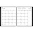 """AT-A-GLANCE® Contemporary Monthly Planner, Premium Paper, 9"""" x 11"""", Black Cover, 2022 Thumbnail 2"""