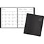 """AT-A-GLANCE® Contemporary Monthly Planner, Premium Paper, 9"""" x 11"""", Graphite Cover, 2021 Thumbnail 1"""