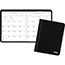 """AT-A-GLANCE® Executive Monthly Padfolio, 9"""" x 11"""", White, 2022 Thumbnail 1"""