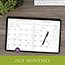 """AT-A-GLANCE® Executive Monthly Padfolio, 9"""" x 11"""", White, 2022 Thumbnail 7"""