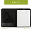 """AT-A-GLANCE® Executive Monthly Padfolio, 9"""" x 11"""", White, 2022 Thumbnail 6"""