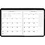 """AT-A-GLANCE® Executive Monthly Padfolio, 9"""" x 11"""", White, 2022 Thumbnail 2"""