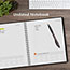 """AT-A-GLANCE® Plan. Write. Remember. Notebook with Reference Calendar, 9 3/16"""" x 11"""", Black, 2021 Thumbnail 7"""