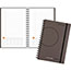 """AT-A-GLANCE® Plan. Write. Remember. Planning Notebook with Reference Calendar, 6"""" x 9"""", Gray, 2021 Thumbnail 1"""