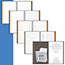 """AT-A-GLANCE® Plan. Write. Remember. Planning Notebook with Reference Calendar, 6"""" x 9"""", Gray, 2021 Thumbnail 4"""