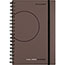 """AT-A-GLANCE® Plan. Write. Remember. Planning Notebook with Reference Calendar, 6"""" x 9"""", Gray, 2021 Thumbnail 3"""