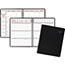 """AT-A-GLANCE® Weekly/Monthly Appointment Book, 6 7/8"""" x 8 3/4"""", Black, 2021 Thumbnail 1"""