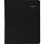 """AT-A-GLANCE® Weekly/Monthly Appointment Book, 6 7/8"""" x 8 3/4"""", Black, 2021 Thumbnail 4"""