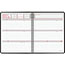 """AT-A-GLANCE® Weekly/Monthly Appointment Book, 6 7/8"""" x 8 3/4"""", Black, 2021 Thumbnail 3"""