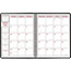 """AT-A-GLANCE® Weekly/Monthly Appointment Book, 6 7/8"""" x 8 3/4"""", Black, 2021 Thumbnail 2"""