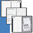 """AT-A-GLANCE® Daily Appointment Book with 15-Minute Appointments, 4 7/8"""" x 8"""", Black, 2021 Thumbnail 4"""