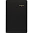 """AT-A-GLANCE® Daily Appointment Book with 15-Minute Appointments, 4 7/8"""" x 8"""", Black, 2021 Thumbnail 3"""