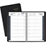 AT-A-GLANCE® Daily Appointment Book with 15-Minute Appointments, 4-7/8 x 8, White, 2021-2022 Thumbnail 1