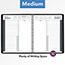 """AT-A-GLANCE® 24-Hour Daily Appointment Book, 6 7/8"""" x 8 3/4"""", White, 2022 Thumbnail 6"""