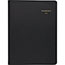 """AT-A-GLANCE® Weekly Planner Ruled for Open Scheduling, 6 3/4"""" x 8 3/4"""", Black, 2022 Thumbnail 3"""